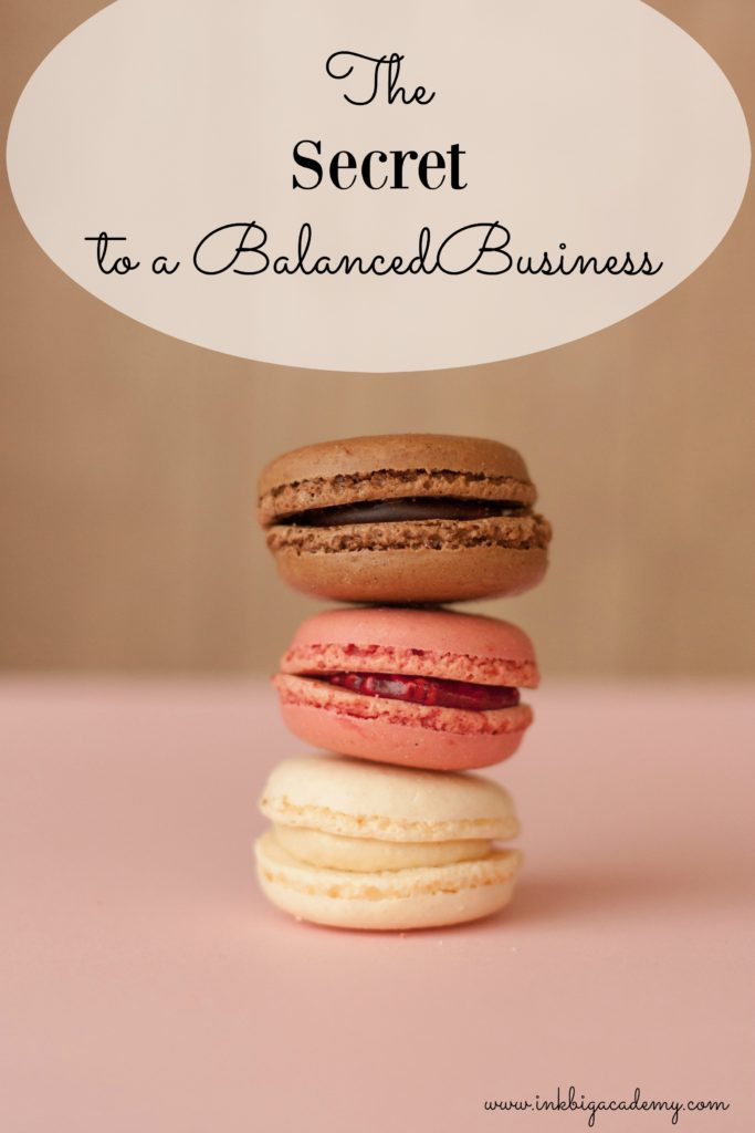 Free training on creating balance in your Stampin'Up! business