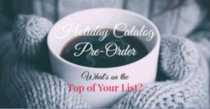 Stampin'Up! Holiday Catalog: how to plan your purchase