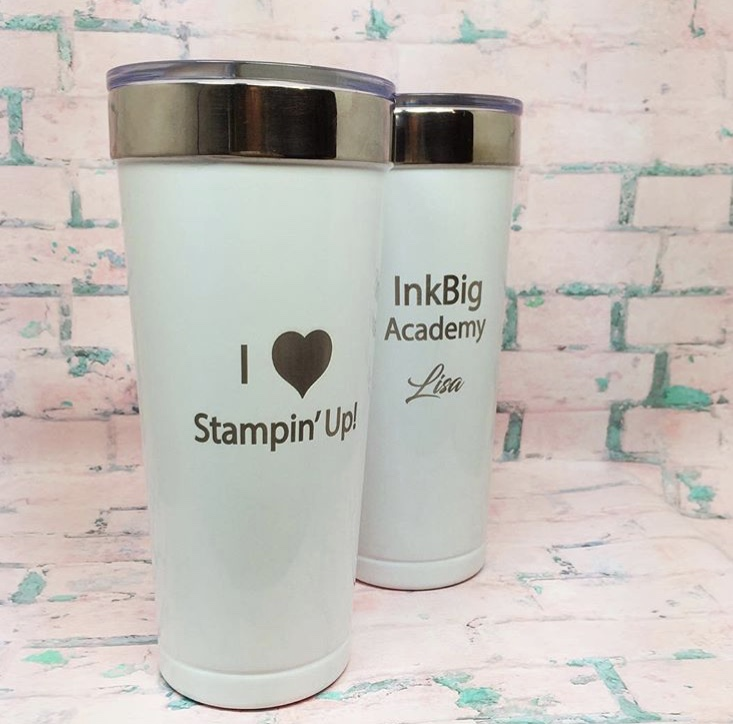 I Love Stampin'Up! Mugs, now available!