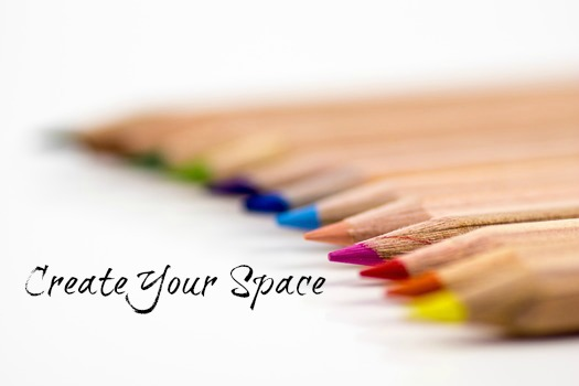Stampin'Up! Buisness Tips. creating a workspace that works, direct sales